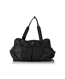 Personalized Nylon Yoga Duffle
