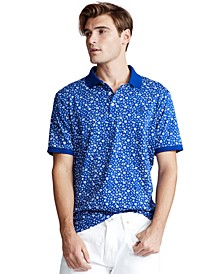 Men's Classic Fit Soft Cotton Polo Shirt