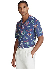 Men's Custom Fit Ralph-waiian Shirt