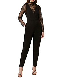 Lula Lace Jumpsuit