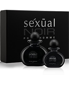 Men's 2-Pc. Sexual Noir Pour Homme Gift Set