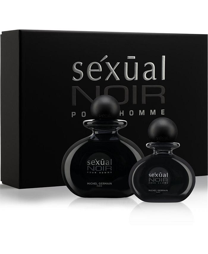 Michel Germain - Men's 2-Pc. Sexual Noir Pour Homme Gift Set