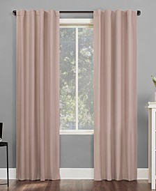 "Cyrus 40"" x 63"" Thermal Blackout Curtain Panel"