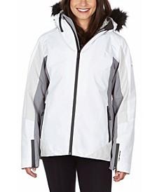 Women's Hooded 3 in 1 System Jacket