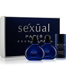 Men's Sexual Paris Homme Gift Set