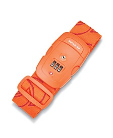 3-Dial Luggage Strap