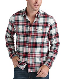 Men's Redwood Plaid Shirt