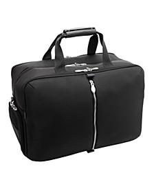 "Avondale 22"" Nylon Triple Compartment Travel Laptop Duffel"