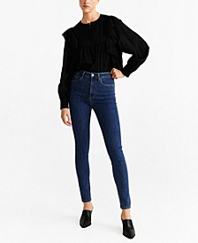 High-Waist Soho Jeans