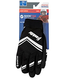 Shoktak Youth Football Receiver Gloves - Youth