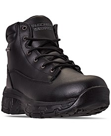 Men's Relaxed Fit Morson Sinatro Boots from Finish Line