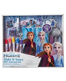 Frozen II DIY Journal Set