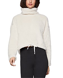 Turtleneck Fleece Sweater