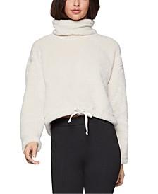 Turtleneck Fleece Sweater