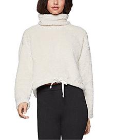 BCBGeneration Turtleneck Fleece Sweater