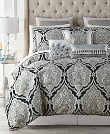 Dianella 4PC Queen Comforter Set