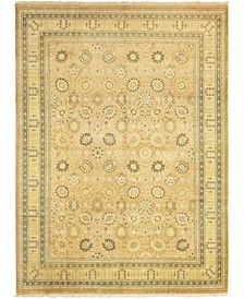 """CLOSEOUT! One of a Kind OOAK48 Flax 10'1"""" x 14'3"""" Area Rug"""