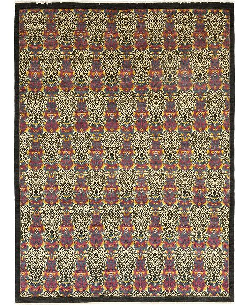 """Timeless Rug Designs CLOSEOUT! One of a Kind OOAK209 Cream 10'1"""" x 13'7"""" Area Rug"""