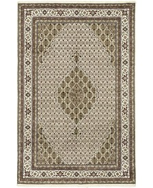 """CLOSEOUT! One of a Kind OOAK291 Beige 6' x 9'1"""" Area Rug"""