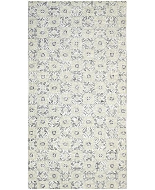 "Timeless Rug Designs CLOSEOUT! One of a Kind OOAK345 Ivory 10'3"" x 19'10"" Area Rug"