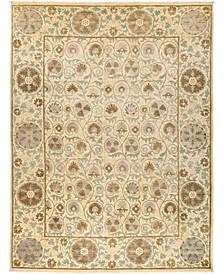"""CLOSEOUT! One of a Kind OOAK3051 Ivory 9'3"""" x 12'3"""" Area Rug"""