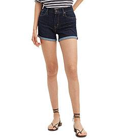 Levi's® Mid-Length Jean Shorts