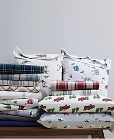 Cotton Flannel Sheet Sets