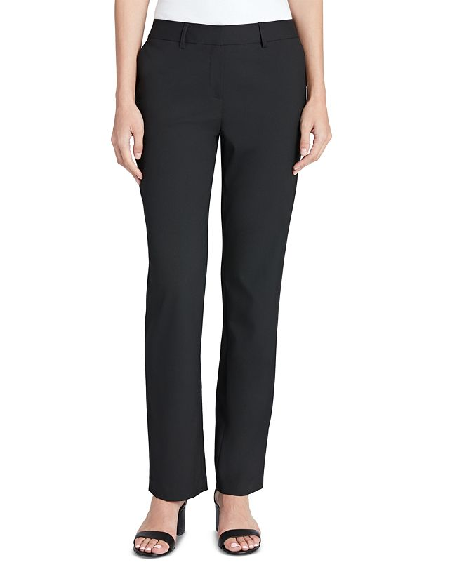 Jones New York Sydney Straight-Leg Pants