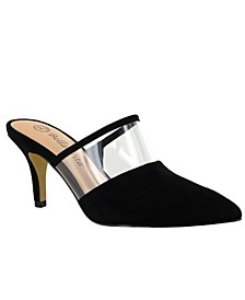 Blakely II  Heeled Mules
