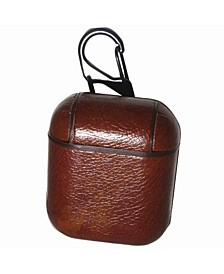 Genuine leather Case Cover for Apple AirPods