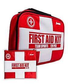 Sideline Sports Team First Aid Kit - 120 Piece First Aid Kit