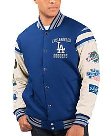 Men's Los Angeles Dodgers Victory Form Commemorative Jacket