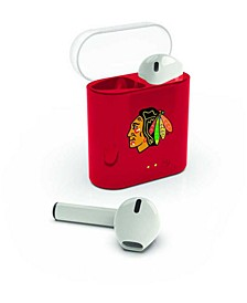 Prime Brands Chicago Blackhawks Wireless Earbuds