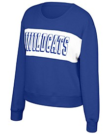 Women's Kentucky Wildcats Superstar Crew Sweatshirt