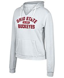 Women's Ohio State Buckeyes Getaway Hooded Sweatshirt