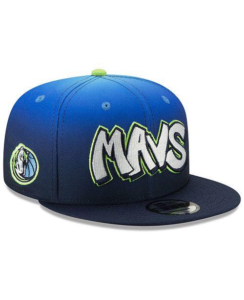 New Era Dallas Mavericks City Series 9FIFTY Cap
