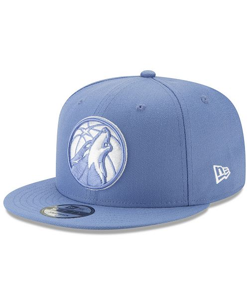 New Era Minnesota Timberwolves City Series 9FIFTY Cap