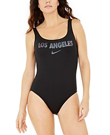 City Series U-Back One-Piece Swimsuit