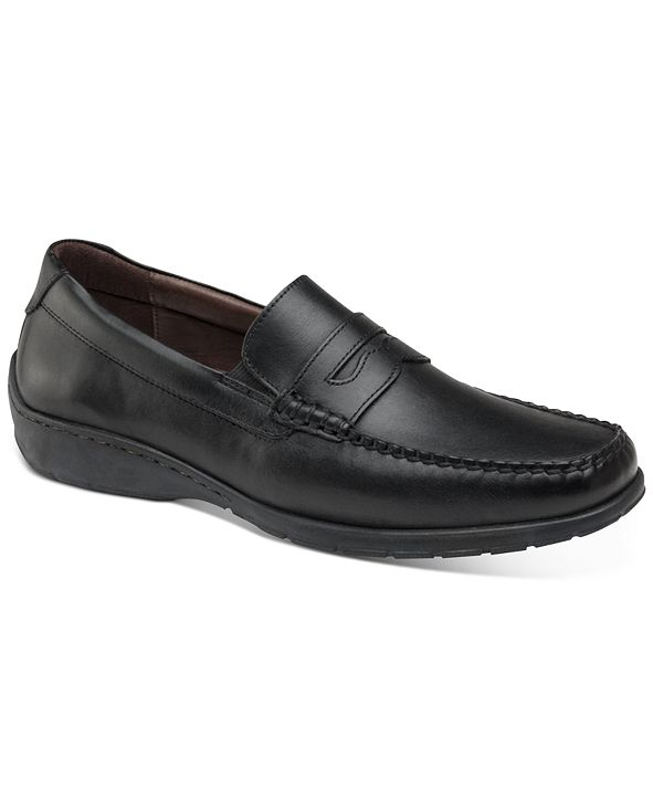 Johnston & Murphy Men's Crawford Penny Loafers