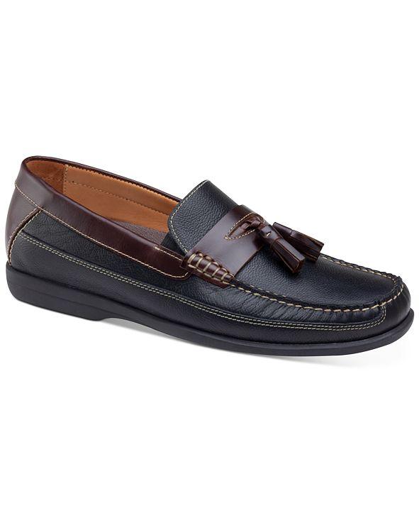 Johnston & Murphy Men's Locklin Tassel Loafers