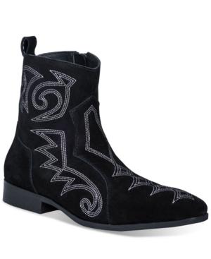 Men's Brooks Side Zip Boot Men's Shoes