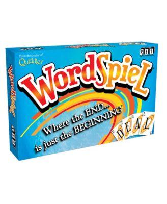 Set Enterprises Wordspiel Card Game