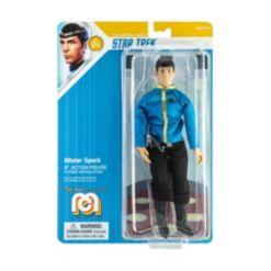 "Mego Action Figure 8"" Star Trek - Spock, Dress Uniform Limited Edition Collector's Item"