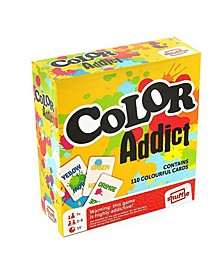 Color Addict Family Card Game