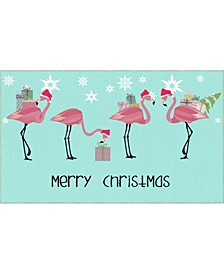 "Flamingo Presents Accent Rug, 30"" x 50"""