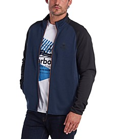 Men's Skiff Regular-Fit Colorblocked Full-Zip Sweatshirt