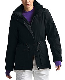 Women's Reign On Hooded Parka Coat