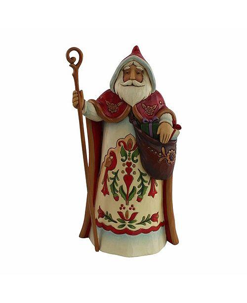 Enesco Austrian Santa