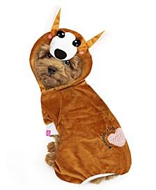 Pet Onesie - Moosie The Dog Large