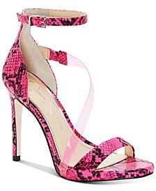 Rayli Asymetric Dress Sandals